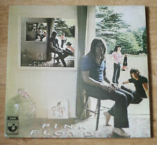 PINK FLOYD UMMAGUMMA UK LP HARVEST SHDW 1/2 2ND PRESS THE GRAMOPHONE CO.LTD