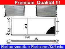 Kühler, Wasserkühler / Motorkühler - NEU - SKODA Octavia (1U2),Combi (1U5), 1Z3
