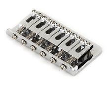 Fender Hardtail Strat Bridge Assembly (Import Models) Chrome 0058274000