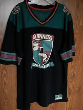 OFFICIAL GUINNESS BEER 1759 SOCCER JERSEY SHIRT SIZE LARGE COFFEE MUG LOT