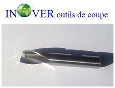 13.5mm Fraise HSSCO8 Finition 2 Dents H30°Queue 12mm Série Courte YG1