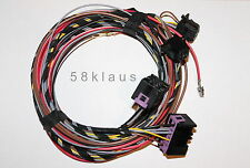 Audi A6 C5 4B + Avant heated seats Seat Heater rear adapter cable harness S6 RS6