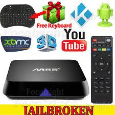 M8S+ Plus KODI XBMC Fully Loaded Quad Core Android Smart TV Box + Free Keyboard