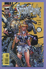 Steampunk #6 2001 Joe Kelly Chris Bachalo DC Cliffhanger D