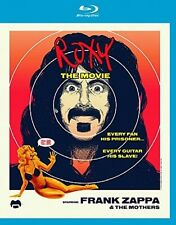 FRANK & THE MOTHERS ZAPPA - ROXY-THE MOVIE  BLU-RAY NEU