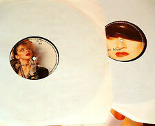 "MADONNA VIRGIN TOUR LIVE LP LIMITED 2 x 12"" VINYL MADE IN UK Material Dress You"