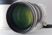 【AB Exc+】 Canon EF 300mm f/2.8 L IS USM AF Lens w/Trunk, Hood From JAPAN #2687