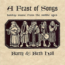A FEAST OF SONGS - Renaissance & Medieval Christmas Music CD