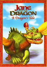 Jane and the Dragon: A Dragon's Tale (DVD) * NEW *