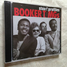 BOOKER T. & THE MGs CD STAX PROFILES STAX 0025218861526 SOUL/FUNK