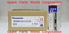 MSD023A1XX40-Panasonic AC Servo Driver In Stock-Free Shipping($870USD)