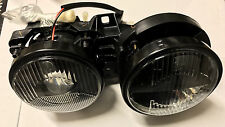 BMW E30 Headlights Pair HELLA DARK style Headlight Lights Smoke Smoked Black M3