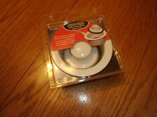 NEW KEENEY K5417WH GARBAGE DISPOSAL FLANGE AND STOPPER