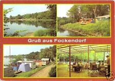 AK, Fockendorf Kr. Altenburg, vier Abb., 1984