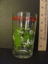 Vintage 1974 Welch's Warner Bros Looney Tunes Cartoon Bugs Bunny Glass      W