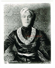 THE YOUNG RAJAH (1922) Rudolph Valentino as a Handsome Prince of India