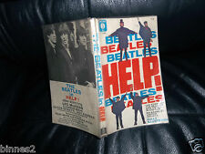 THE BEATLES OFFICIAL HELP 1st Edition ORIGINAL PAPERBACK BOOK RE SECOND FILM