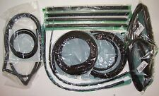 1982-1993 Chevrolet S10 GMC Sonoma S15 Truck Complete Weatherstrip Seal Kit