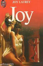 JOY / Joy LAUREY // Erotique  // Pour lecteurs avertis