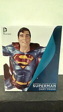 *SUPERMAN THE MAN OF STEEL STATUE GARY FRANK DC COLLECTIBLES DIRECT BATMAN