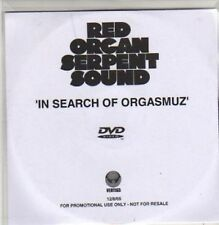 (AD187) Red Organ Serpent Sound, In Search Of..- DJ DVD