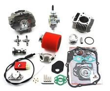 88cc Big Bore Race Head & Carb Kit - Honda Z50, XR50/CRF50 XR70/CRF70, & CT70