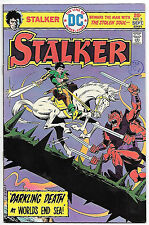 Stalker #2 (DC 1975, vf- 7.5) Sword & Sorcery by Steve Ditko & Wally Wood