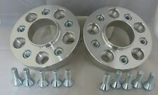 VW Golf MK4 1997-2003 5x100 20mm ALLOY Hubcentric Wheel Spacers 1 pair