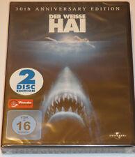 Der weisse Hai - 2 DVDs/NEU/OVP/Horror/Roy Scheider/Richard Dreyfuss