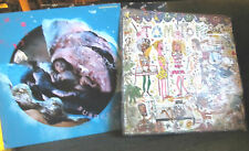 "2 lp lot tom tom club suboceana PROMO ep 12"" + s/t w/shrink talking heads '81 !!"