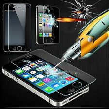 Premium Real HD 0.3mm Tempered Glass Screen Protector 9H for Apple iPhone 4 4s