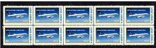 SINGAPORE AIRLINES A380 AIRBUS 1st FLIGHT STAMP STRIP 1