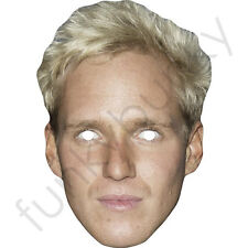 Jamie Laing Chelsea Cardboard Celebrity Mask - All Our Masks Are Pre-Cut!