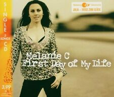 Melanie C First day of my life (2005; 2 tracks) [Maxi-CD]