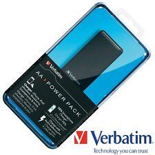 Verbatim 97931 AA Akku-Ladegerät / Battery Power Pack, (1000mAh, USB)