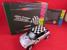 Corgi - New Mini Cooper - John Cooper Challenge No.12 Fat Face - 1.36 - CC86513