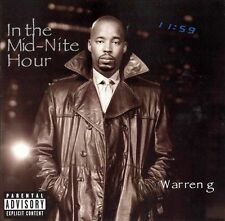 Warren G - In the Mid-Nite Hour [PA]  (Hawino/Lightyear) CD NEW SEALED