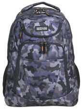 "Kenneth Cole Tribute 17"" Laptop Backpack - Camo"