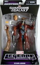 """STAR-LORD Guardians of the Galaxy Marvel Legends Infinite Series 6"""" Figure 2014"""