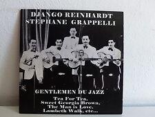 CD Album sampler 25 titres DJANGO REINHARDT STEPHANE GRAPPELLI STAR115