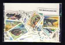 Madagascar 100 timbres différents