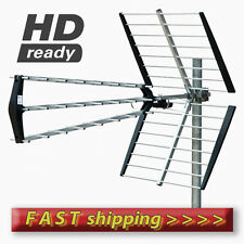 Antiference High Gain UHF Wideband Aerial - Digital TV / Saorview HD MPEG4