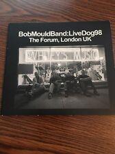 Bob Mould Band LiveDog98 The Forum, London UK GMCD 2023 Husker Du Sugar 2002