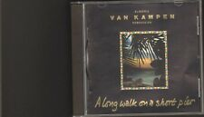 SLAGERIJ van KAMPEN A Long Walk on a Short Pier CD 9 track Tomato ROBERT MUSSO