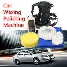 12V 60W Electric Polisher Paint Car Buffer Waxing Cleaning Polishing Machine