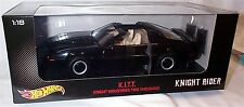 Knight Rider K.I.T.T Hot Wheels 1-18 Scale New in box