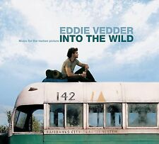 INTO THE WILD (Original Motion Picture Soundtrack) Eddie Vedder   (CD) Sealed