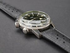 !! WARENS AUTOMATIC MONTRE ANCIENNE COMPRESSOR NAUTIC WATCH READY TO WEAR !!