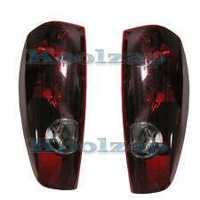 04-12 Colorado Canyon Taillight Taillamp Brake Lamp Light Left & Right Set PAIR