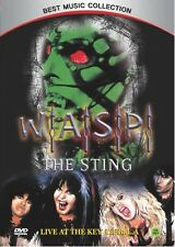 WASP DVD - The Sting Live at The Key Club. L.A (New & Sealed)